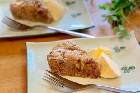 アップルチャンクケーキ